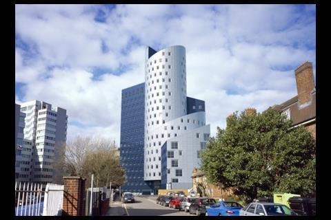 CZWG's design for student housing near Wembley stadium